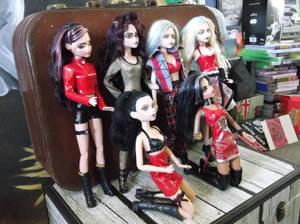 'The Dolls' - OOAK commission in progress