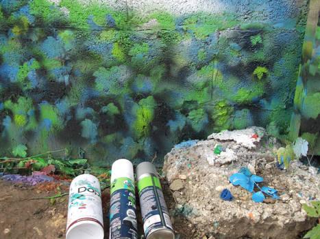Graffiti commission