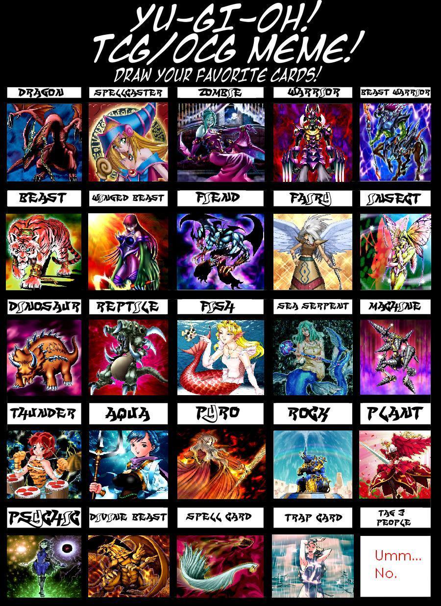 Favorite Yu-Gi-Oh Card Meme by Camilia-Chan on DeviantArt
