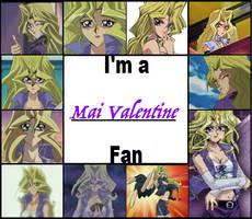 Mai Valentine Fan Meme