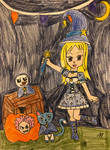 Lucy's Stellar Halloween by StellarFairy