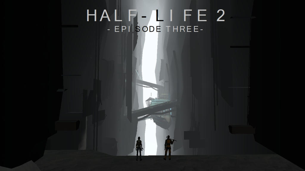 Half-Life 2: Episode Three fan-made GMod cover by ShotgunDude