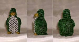 Penguin by Telperinon