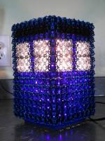 Chaimail TARDIS Lamp 2 by Telperinon