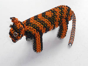 Hobbes, The Chainmaille Tiger 1
