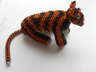 Hobbes, The Chainmaille Tiger 2