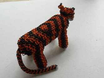 Hobbes, The Chainmaille Tiger 3
