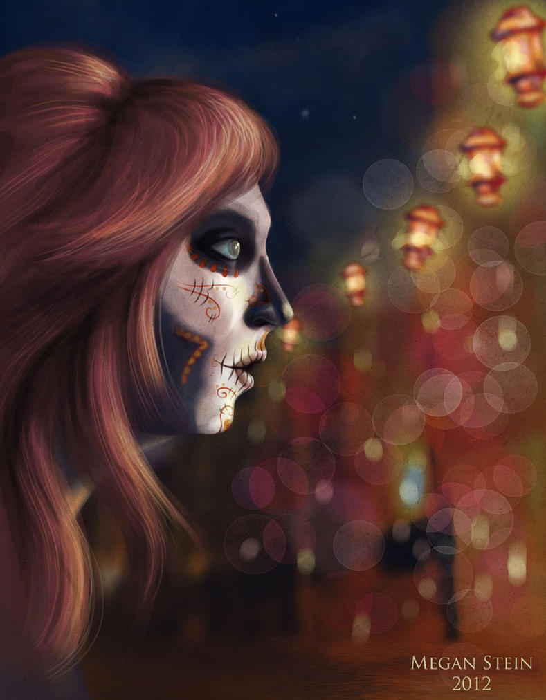 Suga Skullz by MehgoMeh