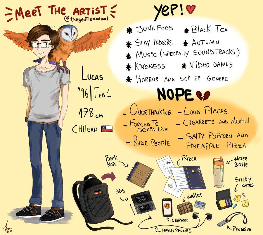 Meet the artist