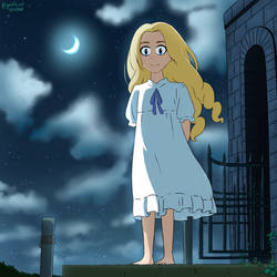 [+Video] When Marnie was there