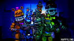 [SFM FNAF] Five nights at Freddy's 4