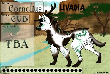 UL | | Cornelius Asterodia by LadyJaney01