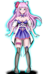 WaifuLab's Challenge complete outfit by PunkBune