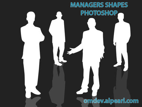 Managers shapes