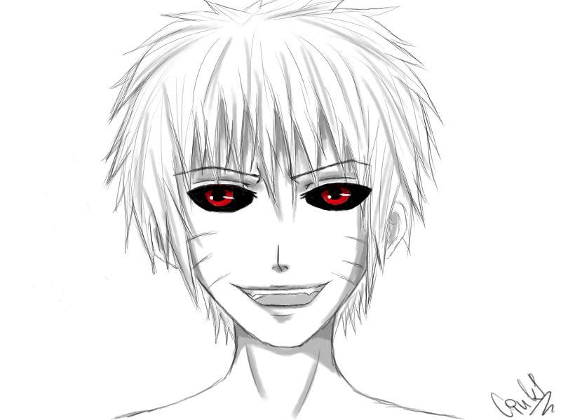 Naruto, My evil side by CinklTuOderschvank on DeviantArt