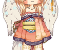 Cagalli Pixel Cheeb by WanNyan
