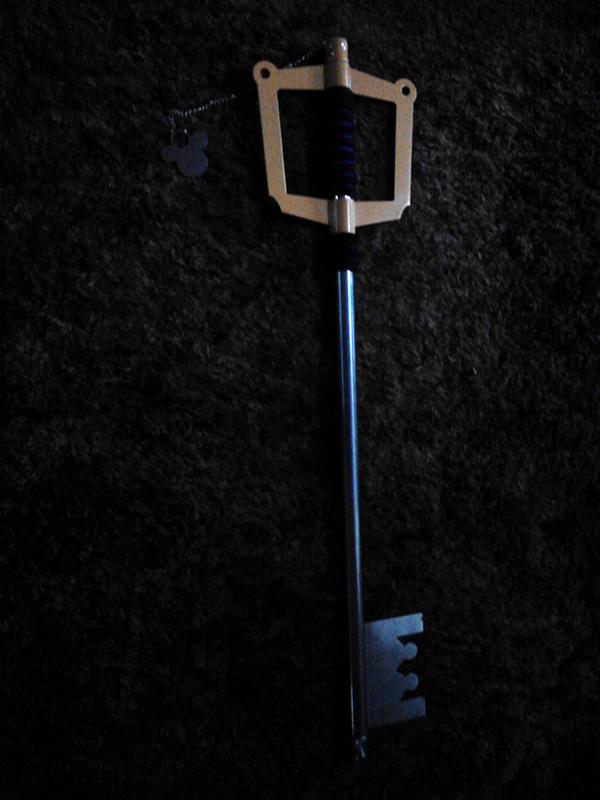 Kingdom Hearts Keyblade by WanNyan