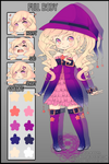 Magical Girl Collab Adopt [CLOSED]