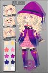 Magical Girl Collab Adopt [CLOSED]