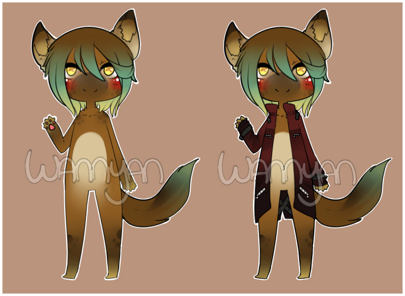 Bat-Eared Fox Custom by WanNyan