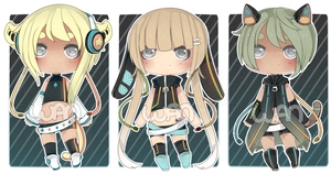 Electronic Kemonomimi Auction [CLOSED]