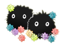 Soot sprites by WanNyan