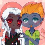 Gein Couple Icon