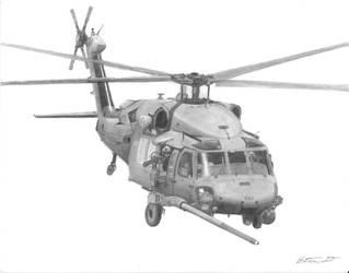 HH-60G Pave Hawk by Echo-Delta-42
