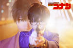 Detective Conan-cosplay by me