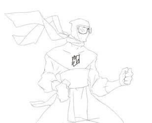 The CNR Ninja by miknimator