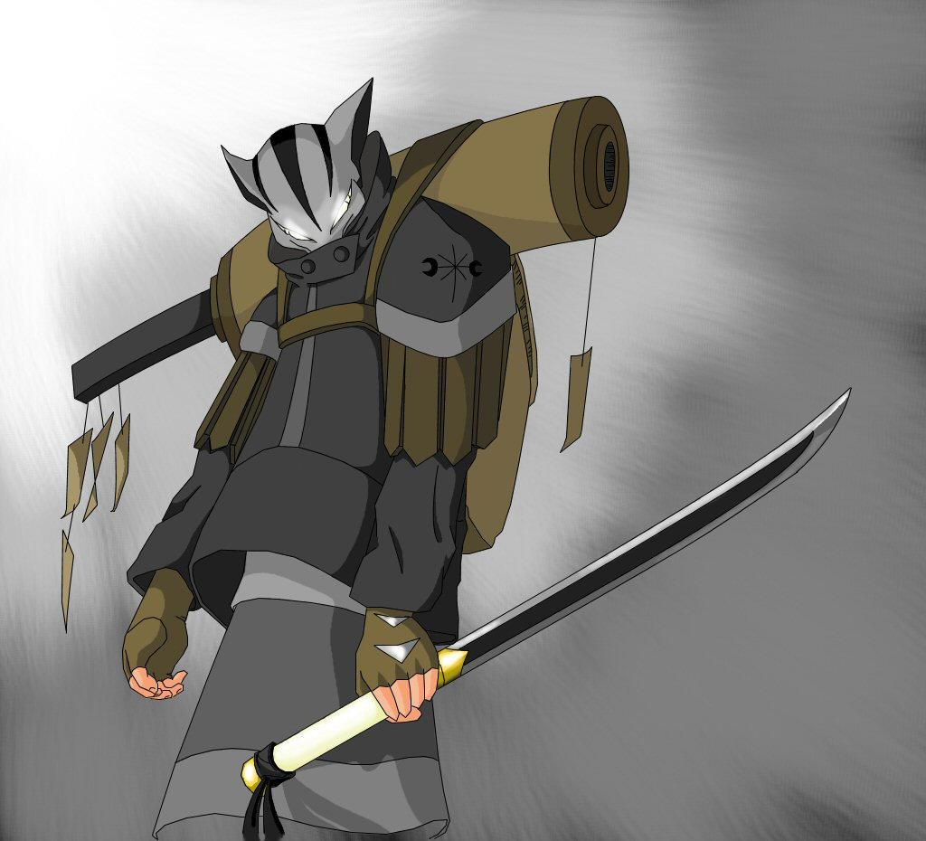 Kentsukou Takarabria (Ninja Wars)