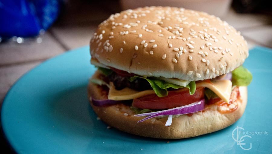 Hamburger by ClaraLG