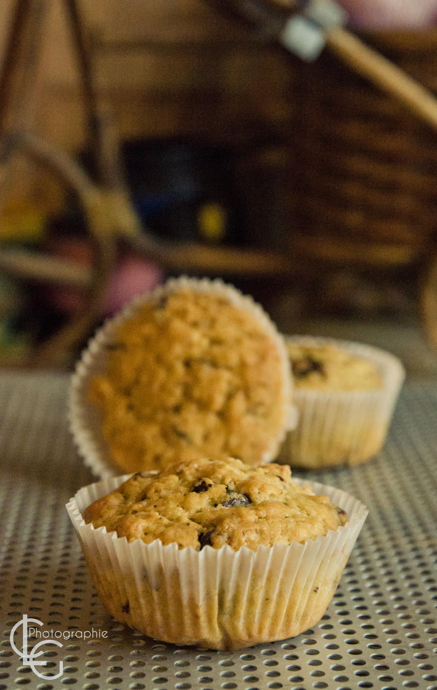Muffins by ClaraLG