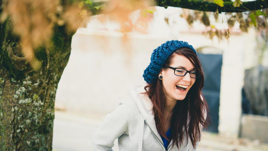 Le bonheur ne se cache pas. by ClaraLG