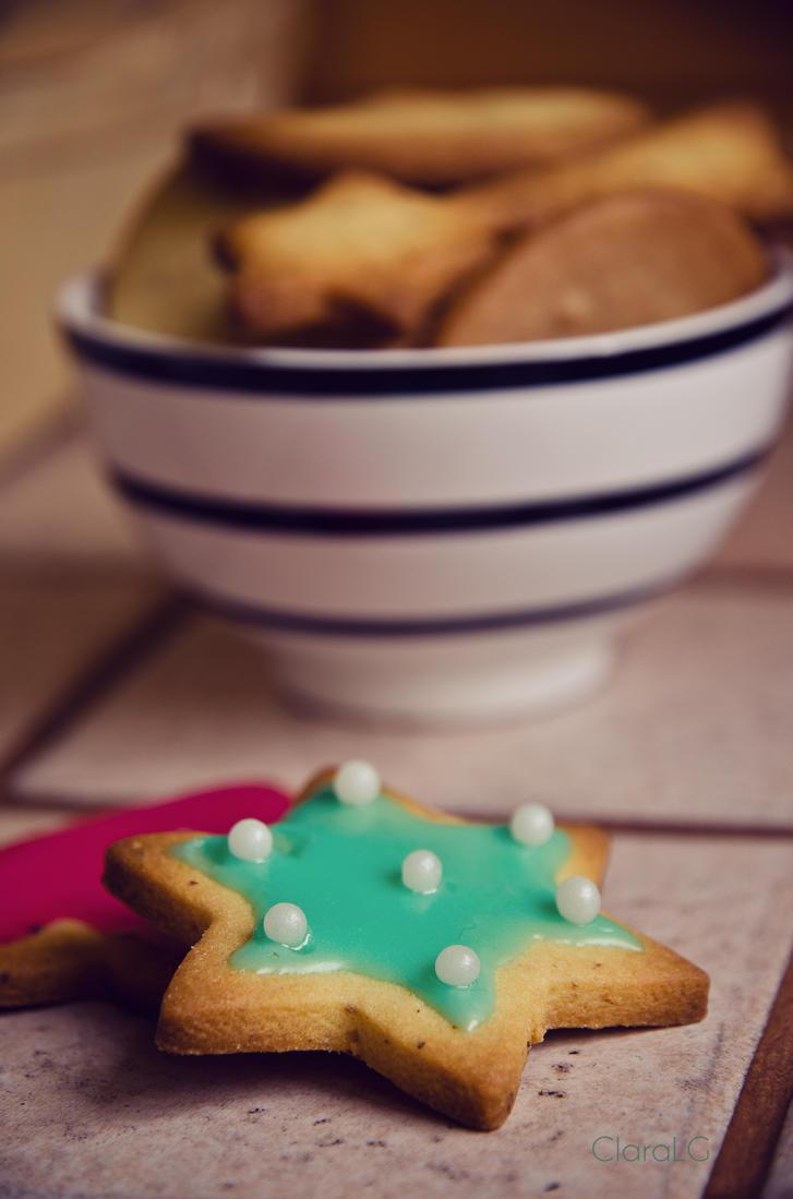 Biscuits de Noel ! by ClaraLG