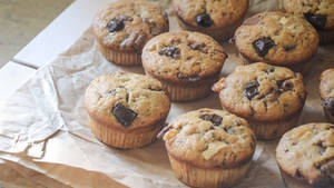 Muffins Trois Chocolats! (+YOUTUBE RECIPE!)