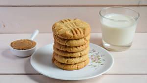 Peanut Butter Cookies (1/2)
