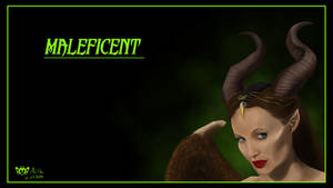 MALEFICENT_ DISNEY MOVIE by annaluci