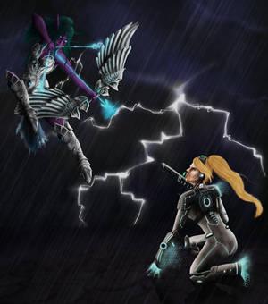 Lightning Assault - Heroes Of The Storm
