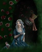 Alice in Wonderland by annaluci
