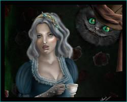 Alice in Wonderland - Details by annaluci