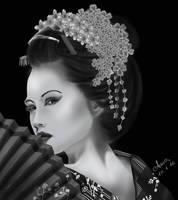 Geisha by annaluci