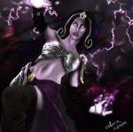 Liliana Vess_ Magic The Gathering