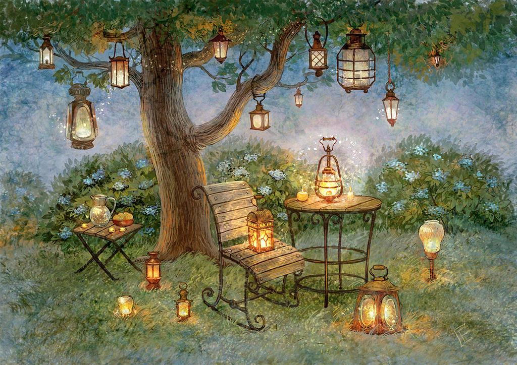 Flashlights by ArtGalla