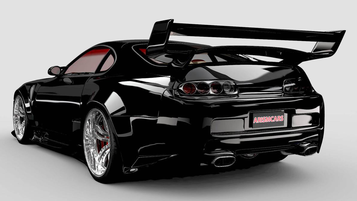 The Supra Arismcars by arismcars