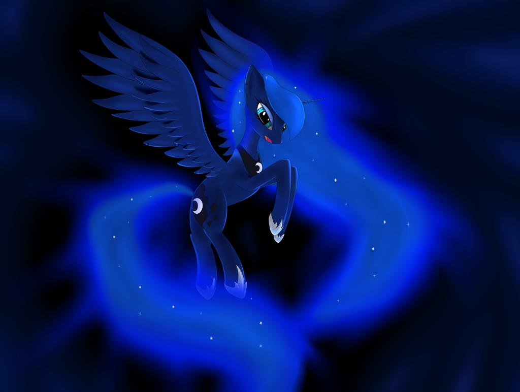 Princess of the Night by SerenaKKS
