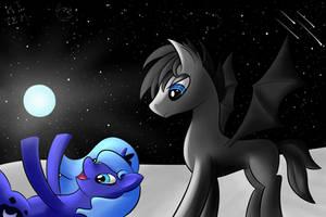 PW: Throw Legendary Lunar Stone