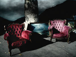 The chairs 2 by Flore-stock