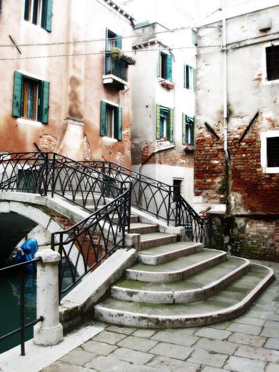un ponte a venezia by Flore-stock