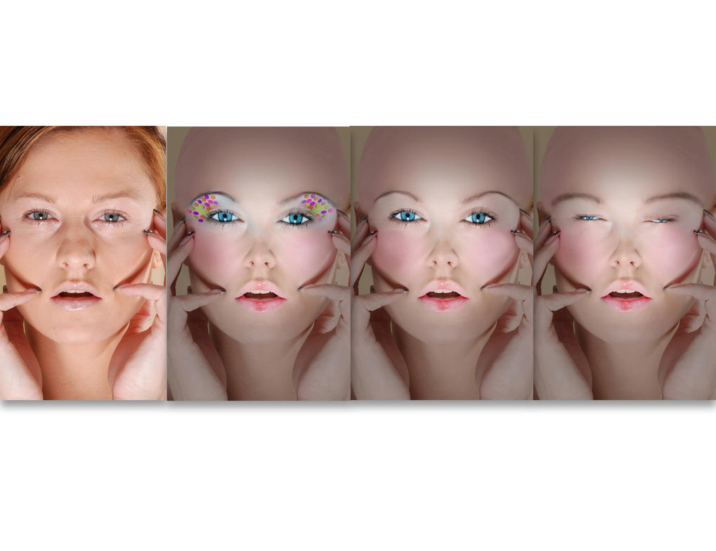.Make up. by Flore-stock